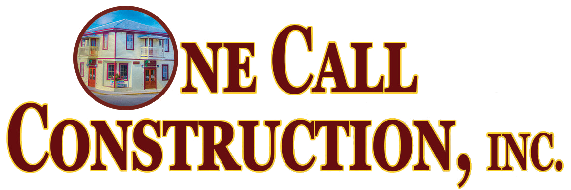 One Call Construction Logo